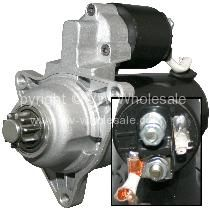 Starter motor Diesel models 8/93-03 - OEM PART NO: 02B911023L