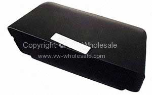 ABS plastic glove box liner LHD Beetle 58-64 - OEM PART NO: 111857101B