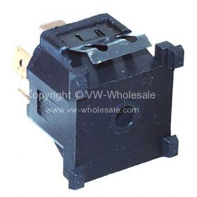Switch for blower motor with air con T25 8/85-7/83 - OEM PART NO: 321959511A