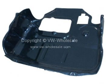 Underride protection / engine cover, bottom bus T4 - OEM PART NO: