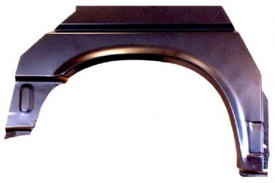 Wheel arch Rep. Piece rear Bus T4 right (short wheelbase) - OEM PART NO: