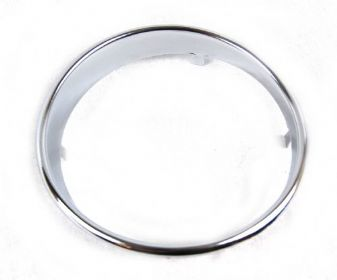 German quality chrome speedo ring Beetle 52-57 - OEM PART NO: 113957371