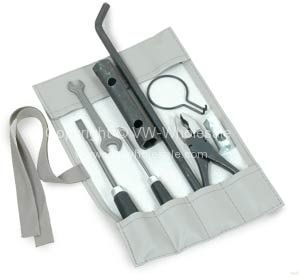 German quality role up tool kit in grey 55-67 - OEM PART NO: 111012021GY