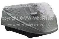Empi Deluxe car cover for T2 Bus with no pop top 73-79 - OEM PART NO: