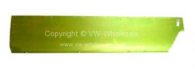 Klassic Fab side panel sill left side LHD 370mm high - OEM PART NO: 211809101C