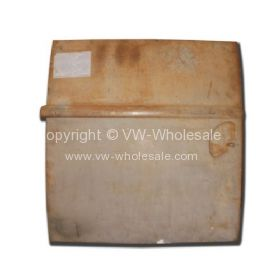NOS Genuine VW panel van slide door for early panel van Right side of the bus 68-76 - OEM PART NO: