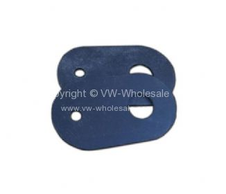 Flat seal for slide glass catch 2 needed per catch 55-67 - OEM PART NO: 211837829