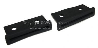 German quality locker door & engine lid hinge seals 55-76 - OEM PART NO: 261829573