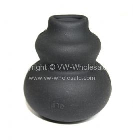 German quality OEM style Black gearstick boot 3/50-79 - OEM PART NO: 111711115A
