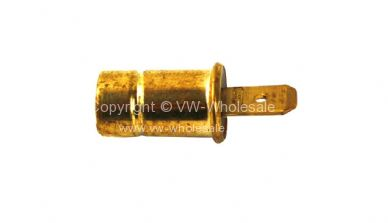 German quality  instrument light bulb holder push on connector 61- - OEM PART NO: 111957357A