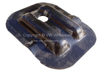 German quality plate between the seat and the floor on the middle seal 55-79 - OEM PART NO: 221883861A