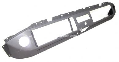 German quality dash panel finished in grey textured paint 68-79 - OEM PART NO: 211805051AP