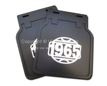 Mudflap set 1965 - OEM PART NO: