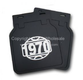 Mudflap set 1970 - OEM PART NO: