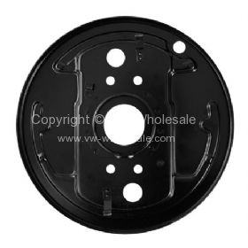 German quality front backing plate Left Bus 8/67-7/70 - OEM PART NO: 211609139D