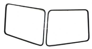 Modern style safari window seals for both front window 50-67 - OEM PART NO: