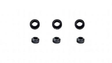 German quality rocker cover bolt seal set T4 1900cc diesel & turbo diesel 90-03 - OEM PART NO: 028103532AKIT