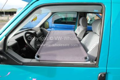 German quality cab child bunk for VW T4 - OEM PART NO: