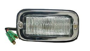 Complete reverse light unit to mount in the body Bus 57-71 - OEM PART NO: