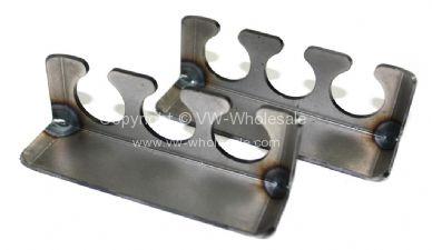 German quality full width triple position bench seat mounts Bus 55-67 - OEM PART NO: 211881301