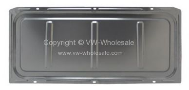 German quality single & double cab fuel tank compartment divider panel 55-7/60 - OEM PART NO: 261801711