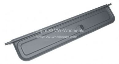 Genuine VW heater box intake flap Right 68-79 - OEM PART NO:
