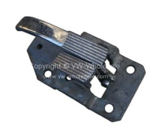 Genuine VW internal door release Used Left -66 - OEM PART NO: 311837019