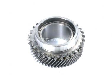 5th Gear (free half) 0.816 T25 various codes - OEM PART NO: 094311153C
