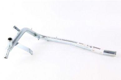 Coolant hose metal, 2.4, 2.5 Diesel, 2.5 Petrol, T4 95-03