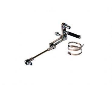 Upgrade accelerator pedal linkage kit T2 Split LHD 55-59