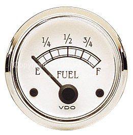VDO Fuel gauge Royale for universal sender 52mm V301733 | VW